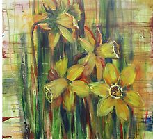 Daffodils by Tracy Manning