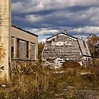 Dorea Exterior  by Mark David Barrington