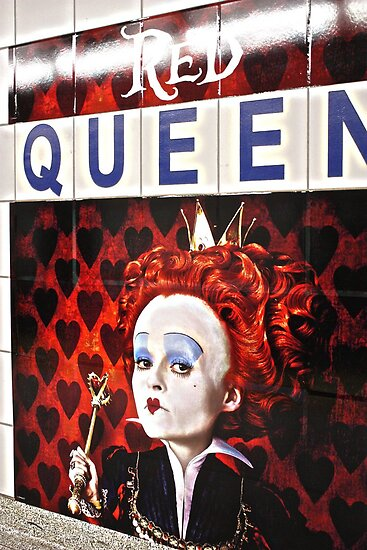 Red Queen by PPPhotoArt