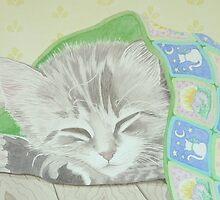 Sweet dreams! by aquartistic