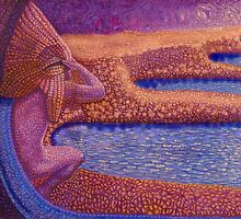 ''Spirit of the Snake....Father of the River'' by Jerel Baker