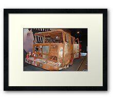 FDNY Engine Co. 6 - 09.11.2001 Framed Print