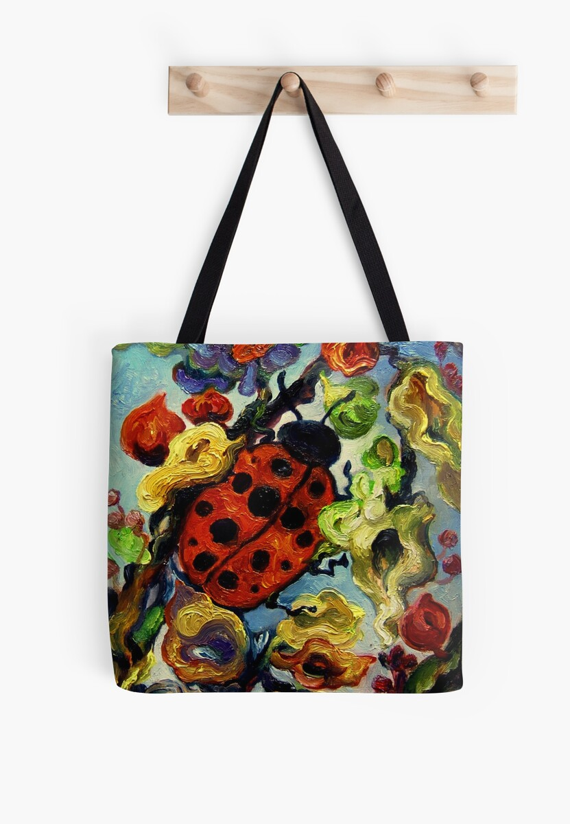 Lady Bug Voyager by Barbara Sparhawk
