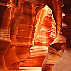 Antelope Canyon by Tim Scullion