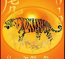 Year Of The Tiger 2010 by Lotacats