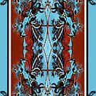 graffitti fractal buck 4 by geot
