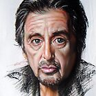Al Pacino by Hidemi Tada