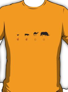 Avian: check, Swine: check T-Shirt