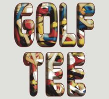 Golf Tee v1 by Mark Sellers