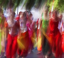 the colour of dance by Bob Wickham