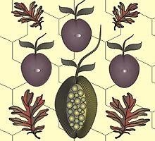 Strange Fruit by Helena Wilsen - Saunders