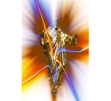 Our God Reigns Forever Photographic Print