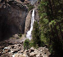 Yosemite Falls by Nancy Aldrich