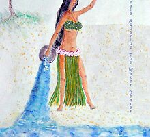 Kealapauone, Aquarius the Water Bearer by * RoyAllenHunt *