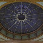 Ceiling Roundel (Waverley Railway Station, Edinburgh) by armadillozenith