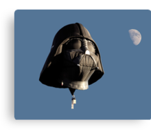 May the Force be with You! Canvas Print