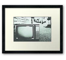 Memory Loss Framed Print