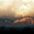 Cloud Mountain by redhawk