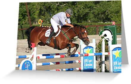 George Sanna - World Cup Qualifier 2009 by Jennifer Saville