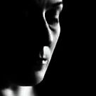 Within Me - DreddArt Self Portrait by DreddArt