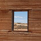 """""""Window to the desert - Silverton"""" by Leonah"""