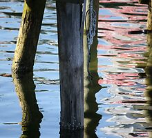 Under the Dock by Lynn Wiles