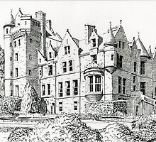 Belfast Castle by FranEvans