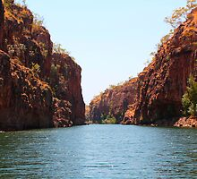 Katherine Gorge by purpleneil59