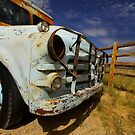 Old truck by snehit