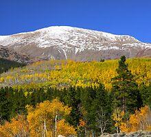 Mount Elbert by snehit