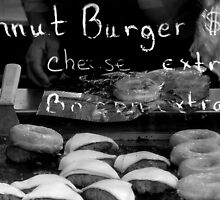 Doughnut Burger Anyone ??? ~ Part Three by artisandelimage