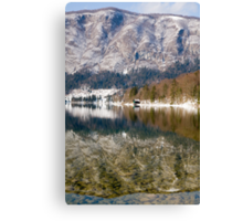 Reflections of Slovenia Canvas Print