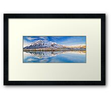 Ahuriri Valley 4 Framed Print