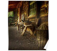 Kate's Cottage ~ Verandah Poster