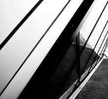 Architectural Abstract by David Warren