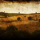 *Tuscan Landscape* by funkymarmalade