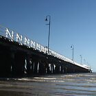 Shorncliffe Pier by NinaJoan
