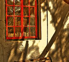 Window Seat by Elaine Teague