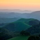 soft green hills by bettywiley