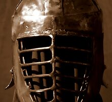 The Iron Mask by artisandelimage
