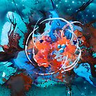 THREE AT CREATION by PierceClark