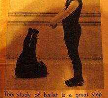 Poise: Ballerina  by izzybeth
