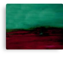 Cranberry Bogs Canvas Print