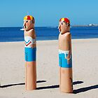 Bollards by Charlotte Pridding