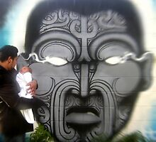 When he was born,I cried by Rangi Matthews