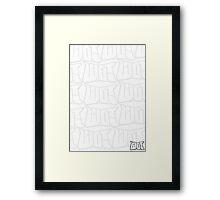 W.O.T is it Framed Print