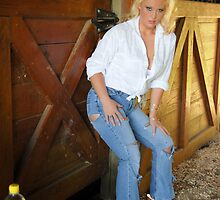 Stable girl by mephotography