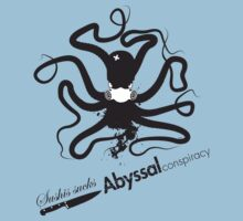 Abyssal conspiracy by alexMo