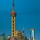 China-Shanghai by Jorge's Photography