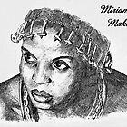 Miriam Makeba by Kevin Goss